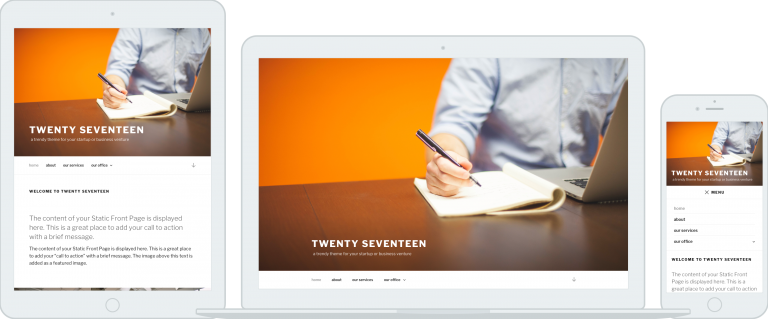 wordpress-4-7-twenty-seventeen