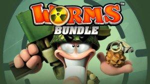 Rinderwahn-Alarm: Worms-Bundle mit 6 Worms-Titeln für schmale 3,36 Euro