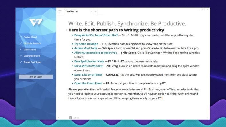 write-editor-mac-os-x-14
