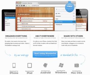 Wunderlist: Simple Aufgabenverwaltung für viele Systeme
