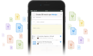 Wunderlist nun mit Dropbox-Integration
