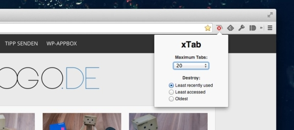 xtab-chrome