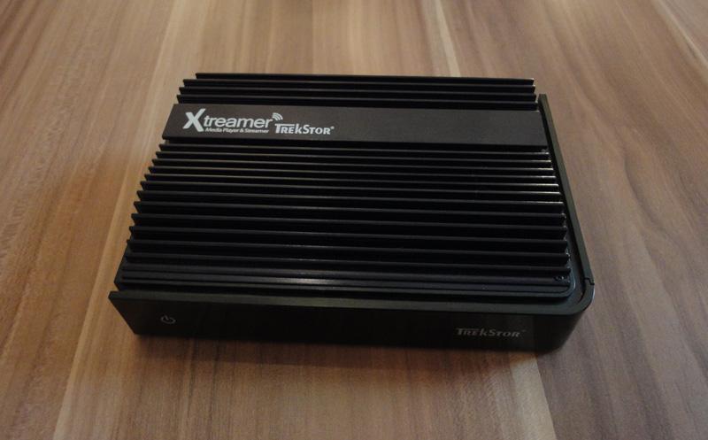 Xtreamer aka Trekstor TV im Kurztest